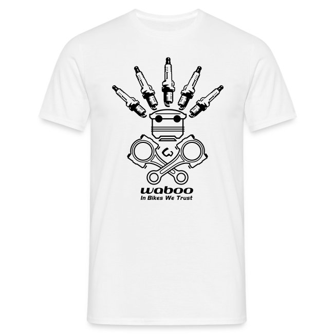 INDIAN DROID- Basic | Men's T-Shirt