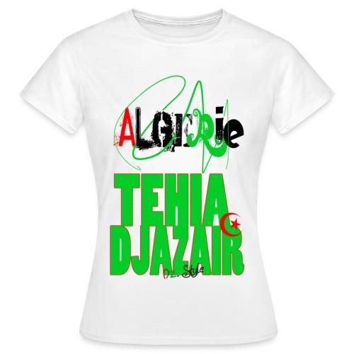 TEHIA DJAZAIR - T-shirt Femme