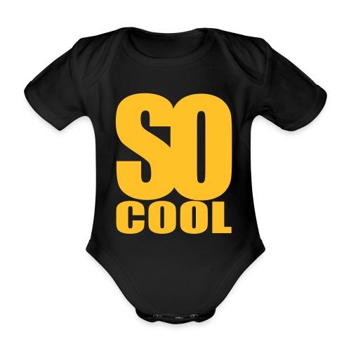 Poker T- shirt - Økologisk kortermet baby-body