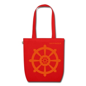 DHARMA WHEEL - EarthPositive Tote Bag