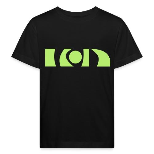 Kinder frühlingsgrün BIO (nur vorne) - Kinder Bio-T-Shirt