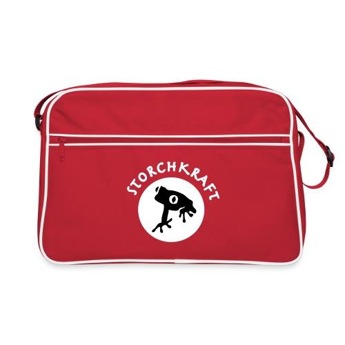 Tasche Storchkraft - Retro Tasche
