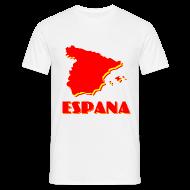 T-Shirts ~ Men's T-Shirt ~ Espana