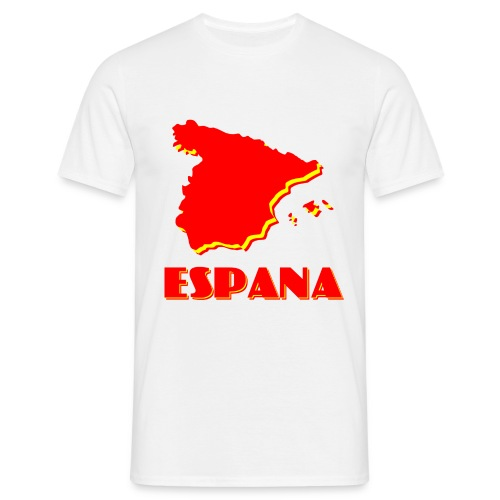 Espana - Men's T-Shirt