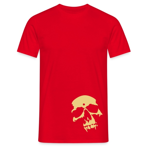Redskull male  - Men's T-Shirt