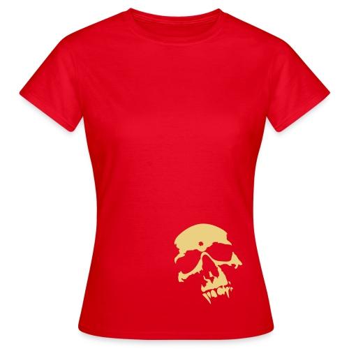 Redskull Female - Women's T-Shirt