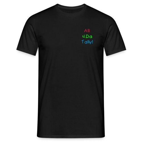 RGB Tally tee - Men's T-Shirt