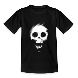 Kid's Nosmit Skull T - Teenage T-shirt