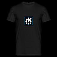 T-Shirts ~ Men's T-Shirt ~ Men's Classic Tshirt - K logo