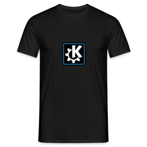 Men's Classic Tshirt - K logo - Men's T-Shirt