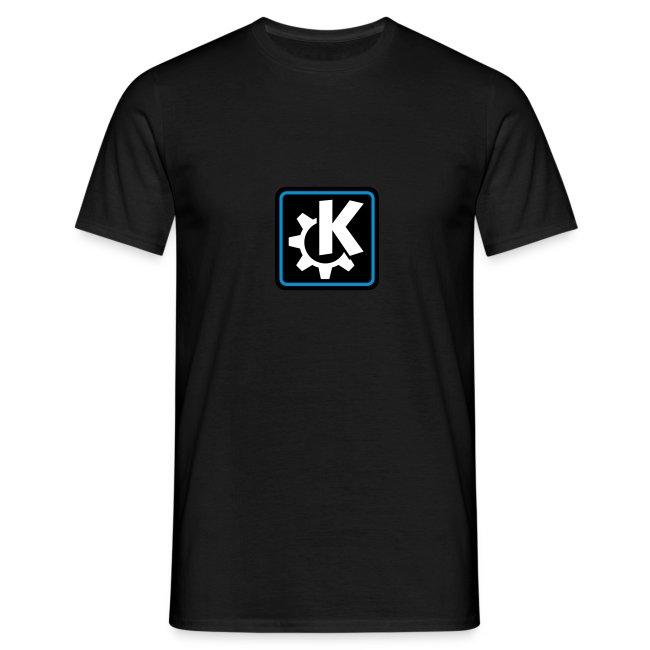 Men's Classic Tshirt - K logo