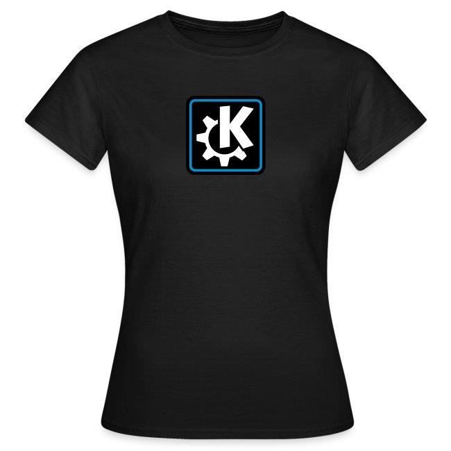 Women's Classic Tshirt - K logo