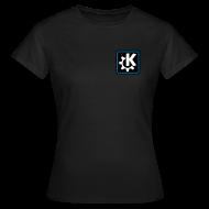 T-Shirts ~ Women's T-Shirt ~ Women's Classic Tshirt - K logo (off centered)