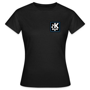 Women's Classic Tshirt - K logo (off centered) - Women's T-Shirt