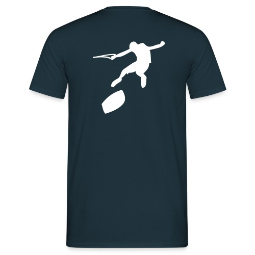 French do it better. Wakeskating - T-shirt Homme