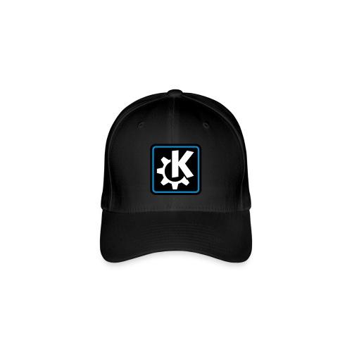 Flexfit Baseball Cap - K logo - Flexfit Baseball Cap