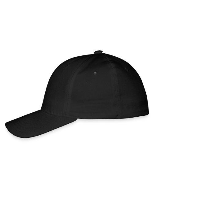 Flexfit Baseball Cap - K logo