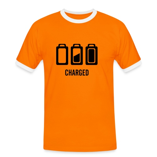 Charged - Men's Ringer Shirt