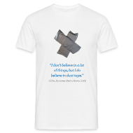 T-Shirts ~ Men's T-Shirt ~ Statement of Belief