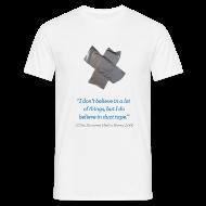 T-Shirts ~ Men's T-Shirt ~ Statement of Belief