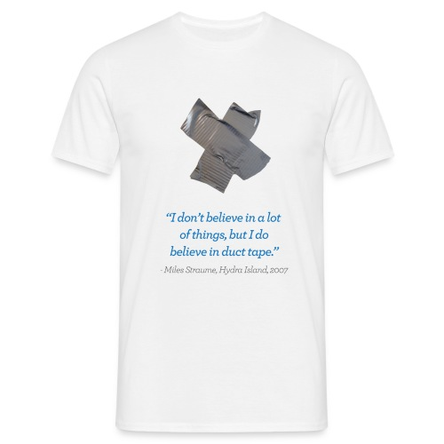 Statement of Belief - Men's T-Shirt