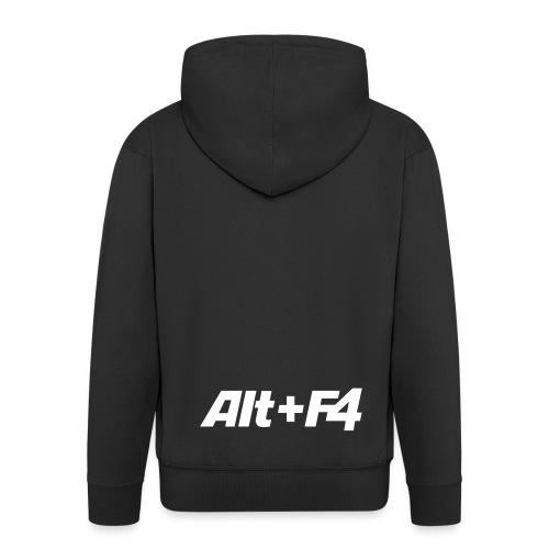 ALT+F4 - Veste à capuche Premium Homme