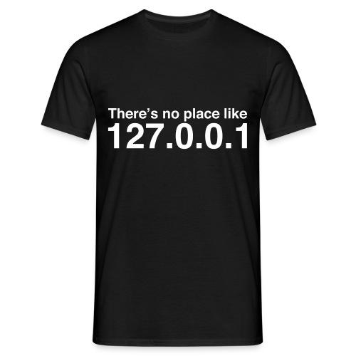 Localhost - T-shirt herr