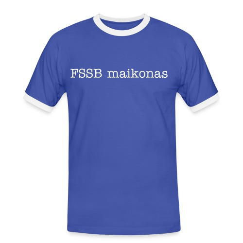 FSB maike - Men's Ringer Shirt