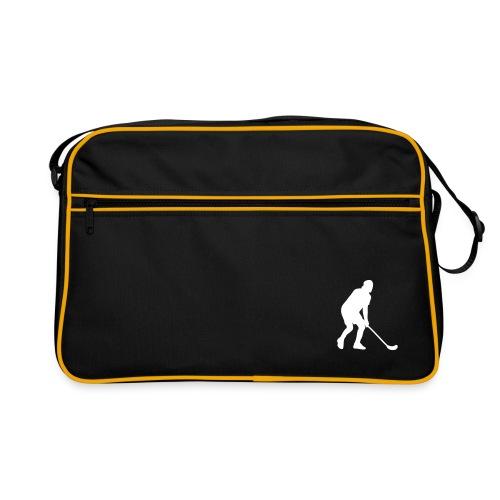 Retro Bag Black - Retro Tasche