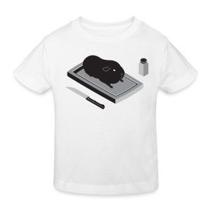 Kind basic shirt - Kinderen Bio-T-shirt