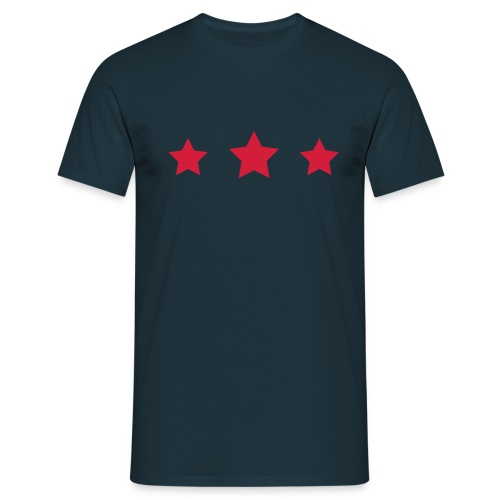 Starry chest - Herre-T-shirt