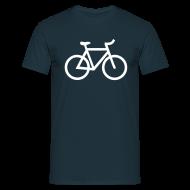 T-shirts ~ Herre-T-shirt ~ Biking