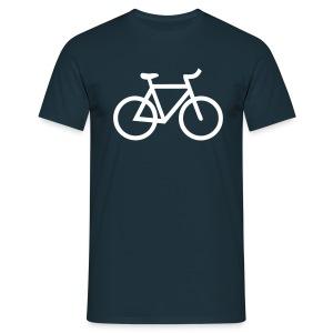 Biking - Herre-T-shirt