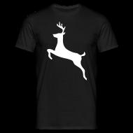 T-shirts ~ Herre-T-shirt ~ Deer