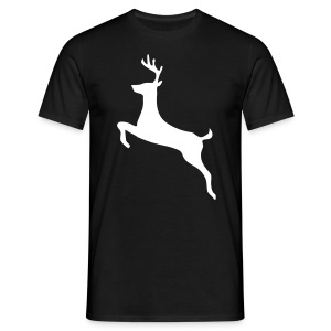 Deer - Herre-T-shirt
