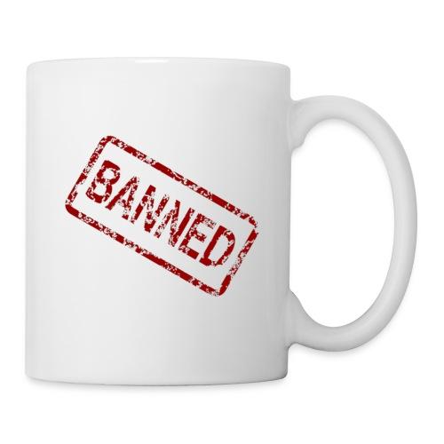 Banned Mug - Mug
