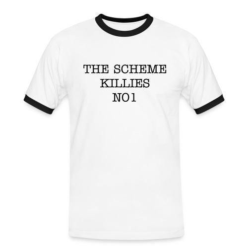 the scheme - Men's Ringer Shirt