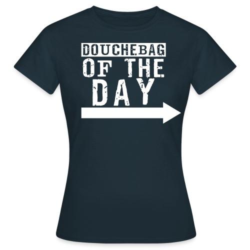 DBOTD Shirt (Female)  - Women's T-Shirt