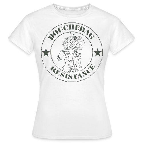 DBag Resistance (Female)  - Women's T-Shirt