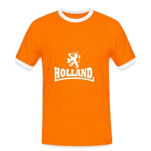 T´shirt Holland - Mannen contrastshirt