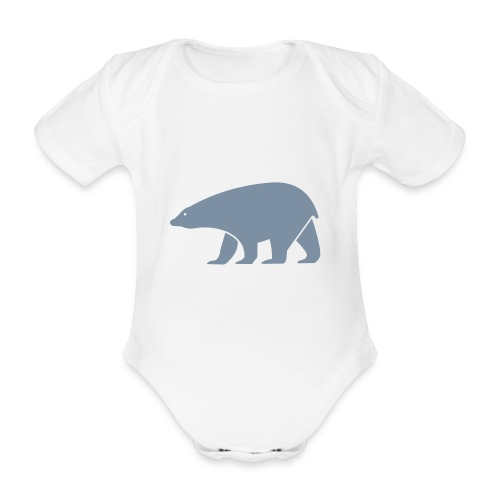 cipo baby one-piece - Organic Short-sleeved Baby Bodysuit