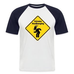 Metal forever! - Men's Baseball T-Shirt