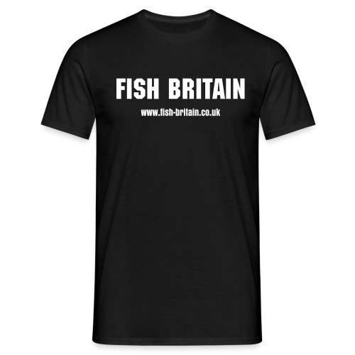 Fish Britain T-Shirt - Men's T-Shirt