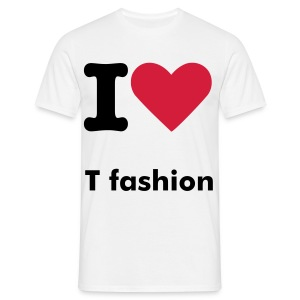 y love t fashion - T-shirt Homme