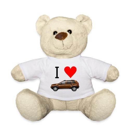 I Love Duster Teddy - Teddy