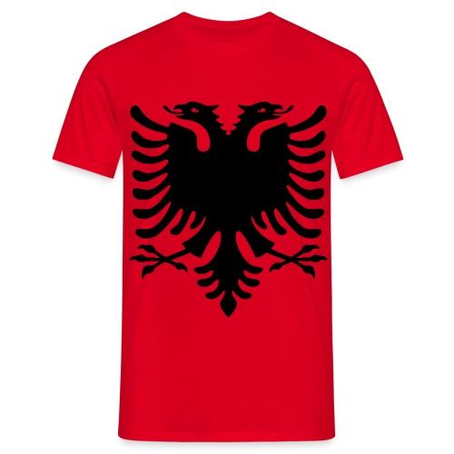 AlbaniaShirt - Männer T-Shirt