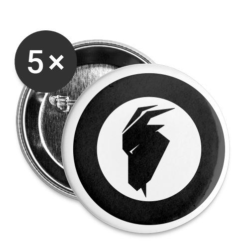 Bumerke - 5-pakning - Liten pin 25 mm (5-er pakke)