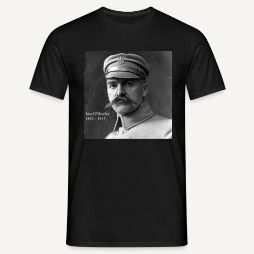 Jołzef Pilsudski - Koszulka męska