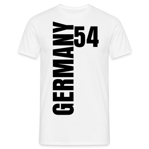 Germany 54 - Men's T-Shirt