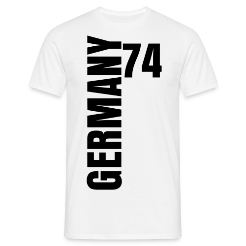 Germany 74 - Men's T-Shirt